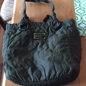 Army Green Marc by Marc Jacobs Bag